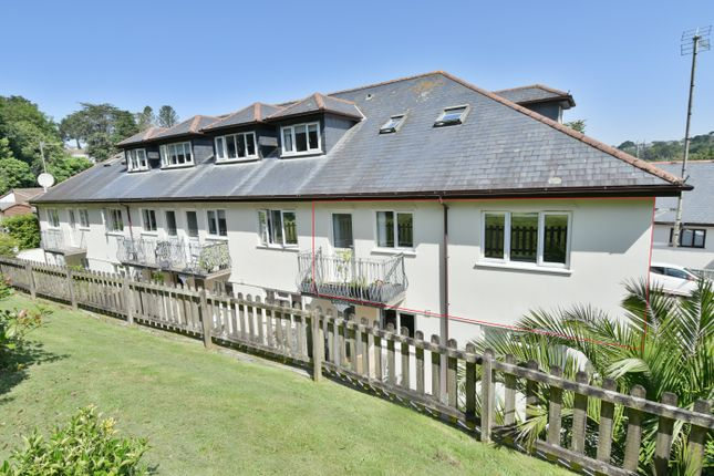 Thumbnail Flat for sale in Swanpool, Falmouth