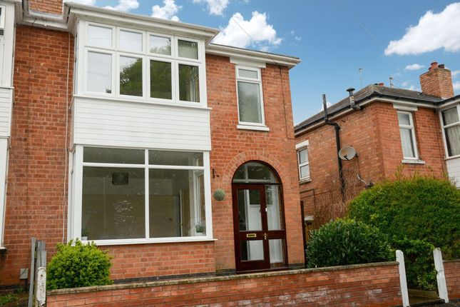 Thumbnail Semi-detached house to rent in Campion Green, Leamington Spa