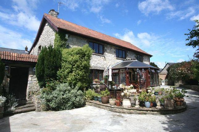 Thumbnail Detached house for sale in Boverton Park Drive, Boverton, Llantwit Major