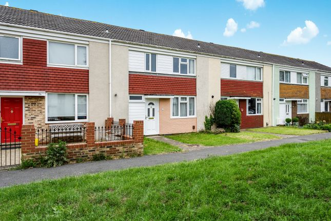 Thumbnail Terraced house to rent in Skipper Way, Lee-On-The-Solent