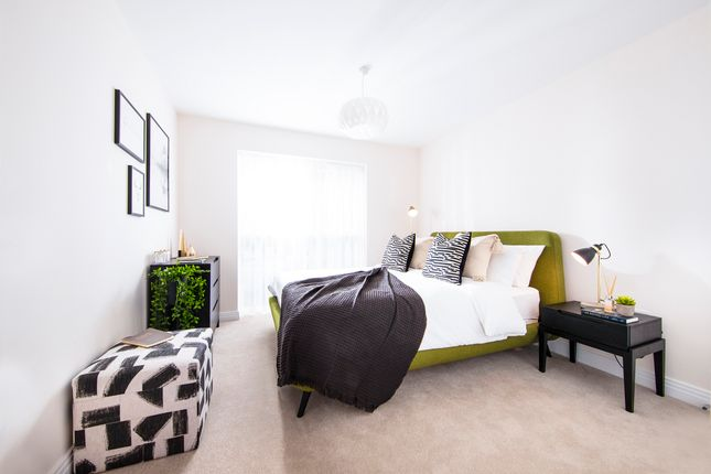 2 bedroom flat for sale in Wedgewood Way, Stevenage