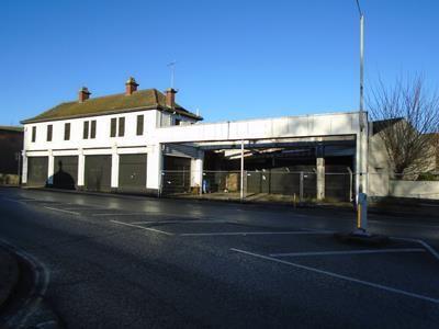 Thumbnail Light industrial for sale in Town Bridge Garage, Wicker Hill, Trowbridge, Wiltshire