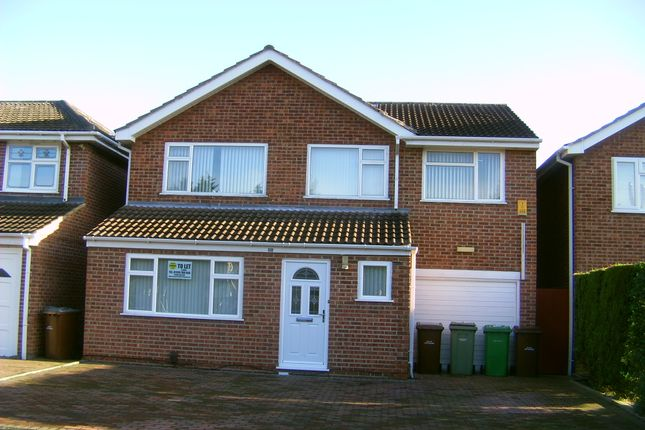 Thumbnail Semi-detached house to rent in Ingham Grove, Nottingham