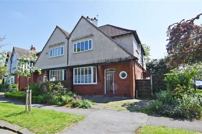 Thumbnail Semi-detached house for sale in East Meade, Chorltonville, Manchester