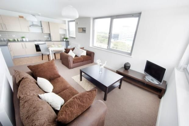Thumbnail Flat for sale in Lace Street, Liverpool City Centre