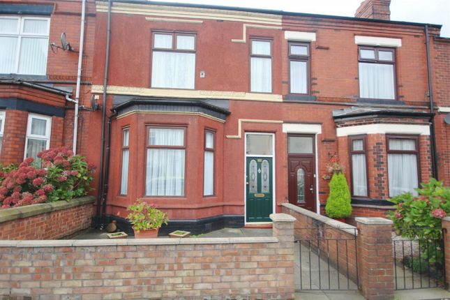 Thumbnail Terraced house to rent in Wargrave Road, Newton-Le-Willows