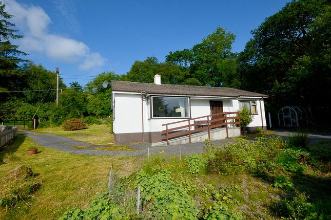 Thumbnail Detached bungalow for sale in Leiter, Fishnish, Isle Of Mull