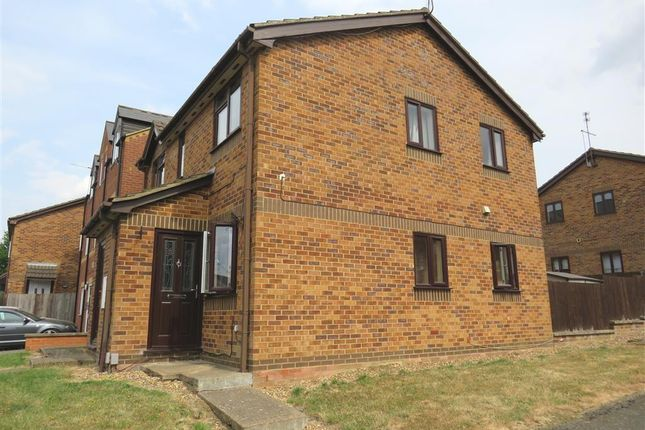 Thumbnail Flat for sale in Portland Road, Rushden