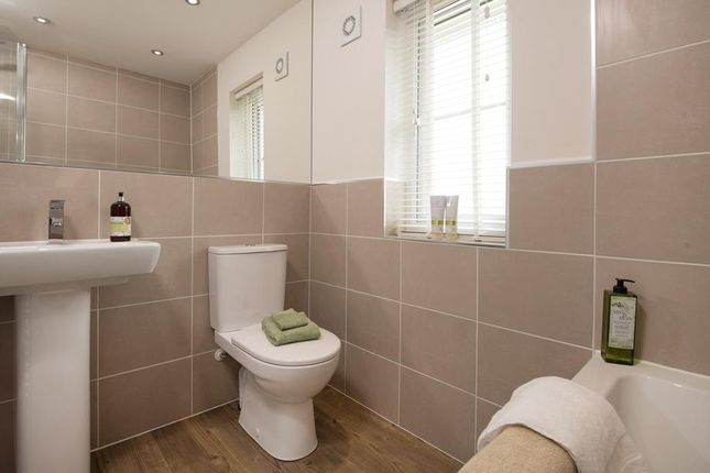 "Bathroom of ""Radleigh"" at Woodcock Square, Mickleover, Derby DE3"