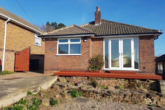 Thumbnail Detached bungalow for sale in Belper Avenue, Carlton, Nottingham