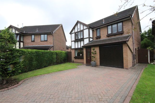 Thumbnail Detached house to rent in Peterstone Close, Callands, Warrington