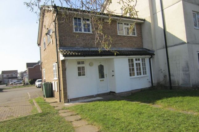 Thumbnail Terraced house to rent in Bishop Hannon Drive, Fairwater, Cardiff