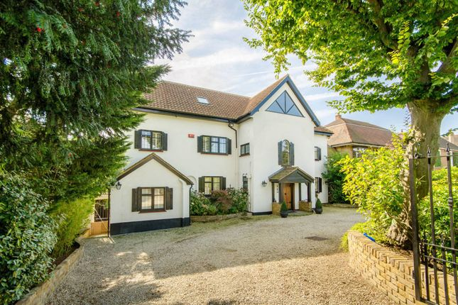 Thumbnail Detached house to rent in Camlet Way, Hadley Wood, Barnet EN40Ns
