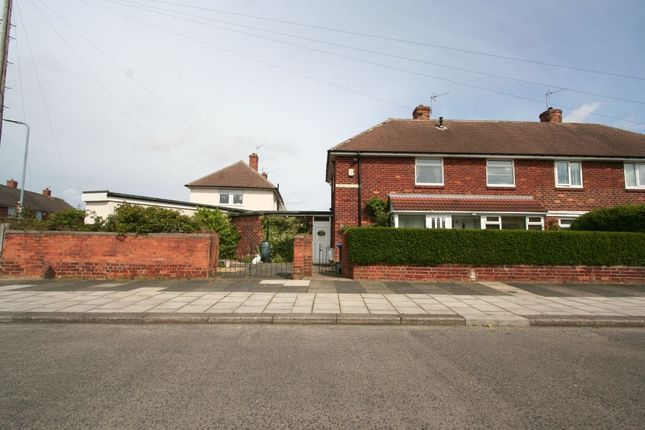 Thumbnail Semi-detached house to rent in Moortown Road, Middlesbrough