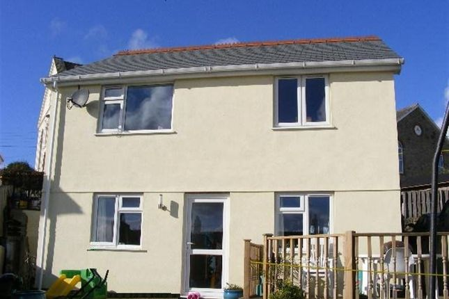 Thumbnail Property to rent in Treverbyn Road, St. Austell