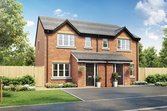 3 bed semi-detached house for sale in Meadow Gate, White Carr Lane, Thornton-Cleveleys, Lancashire FY5