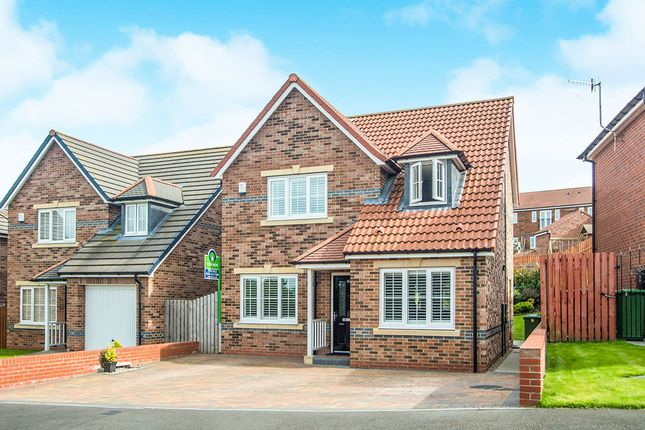 Thumbnail Detached house for sale in Pickering Drive, Blaydon-On-Tyne