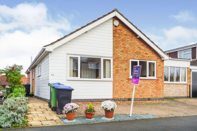 Thumbnail Bungalow for sale in Greenacres Drive, Lutterworth