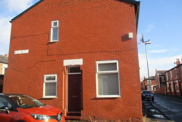 Thumbnail Terraced house to rent in Knutsford Road, Gorton, Manchester