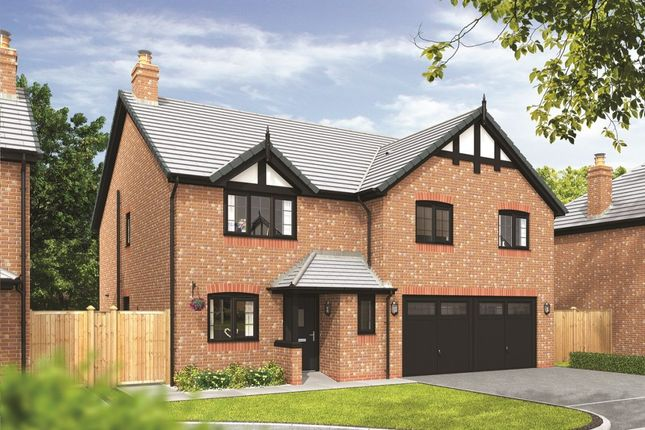 Thumbnail Detached house for sale in Cheerbrook Gardens Off Cheerbrook Road, Willaston, Nantwich
