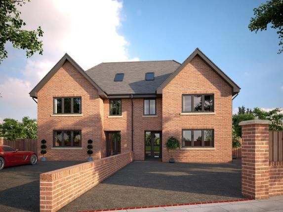 Thumbnail Semi-detached house for sale in Beresford Road, Oxton, Wirral