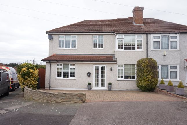 Thumbnail Semi-detached house for sale in Swaisland Road, Dartford