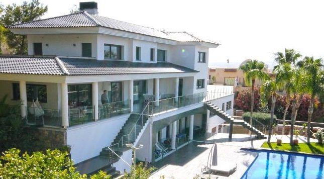 Thumbnail Villa for sale in Albir, Alicante, Valencia, Spain