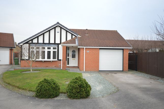 Thumbnail Detached bungalow for sale in Bransdale Walk, Altofts, Normanton
