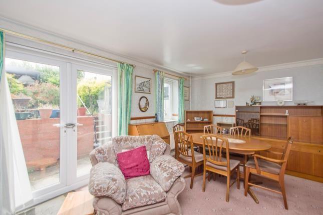 Living Room of Portland Street, Sutton-In-Ashfield, Nottinghamshire, Notts NG17