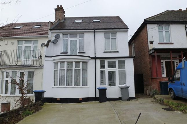 Thumbnail End terrace house for sale in Flamsted Avenue, Wembley