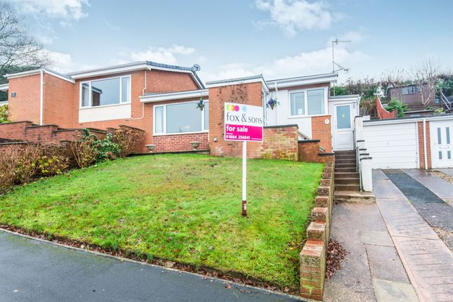 Thumbnail Semi-detached house for sale in Peard Road, Tiverton