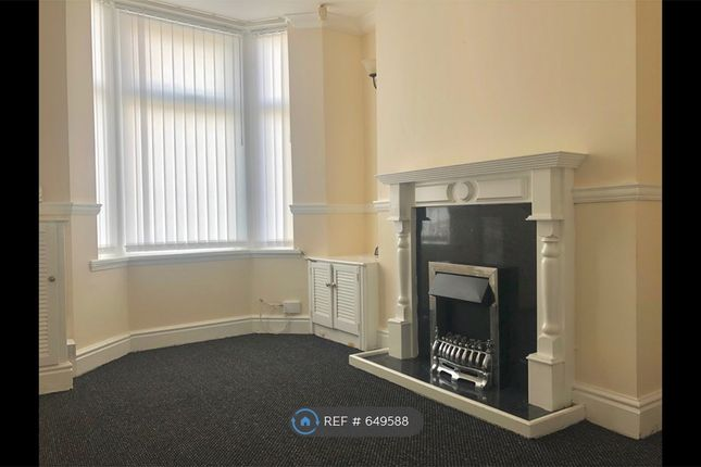 Thumbnail 2 bed terraced house to rent in Moorland Road, Merseyside