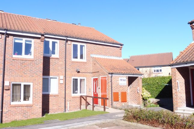 Thumbnail Flat for sale in Mistral Court, York