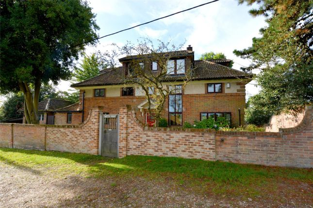 5 bed detached house for sale in Beaulieu Road, Lyndhurst, Hampshire