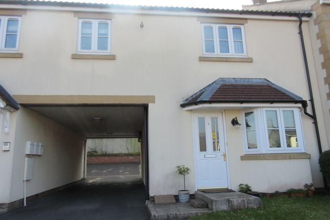 Thumbnail Maisonette to rent in North Street, Nailsea, Bristol