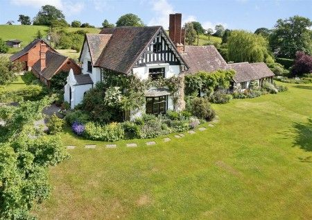 Thumbnail Detached house for sale in Rowney Green Lane, Alvechurch, Worcestershire