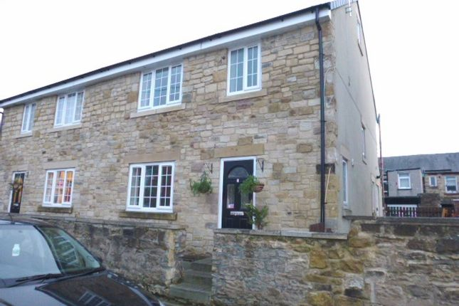 Thumbnail Semi-detached house to rent in George Street, Blackhill, Consett