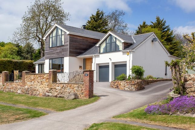 Thumbnail Detached house for sale in Paddock View, Upper Lambourn
