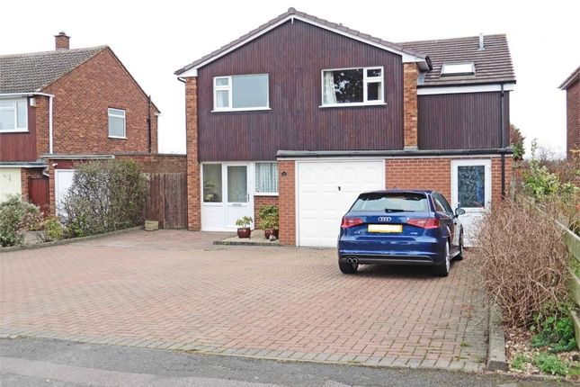 Thumbnail Detached house for sale in Browns Lane, Tamworth, Staffordshire