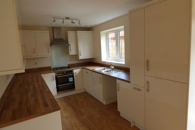 Thumbnail Detached house to rent in Fairwood, Common Head, Swindon