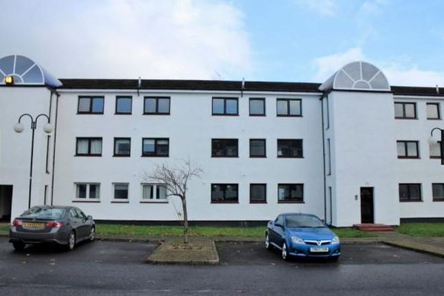 Thumbnail Flat for sale in 24 Kildonan Court, Newmains, Wishaw
