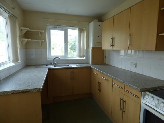 Kitchen of St Budeaux, Plymouth, Devon PL5
