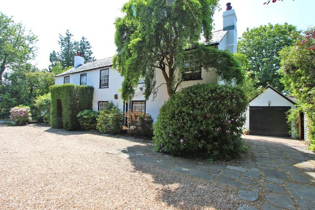 Thumbnail Detached house for sale in Lyndhurst Road, Brockenhurst, Hampshire