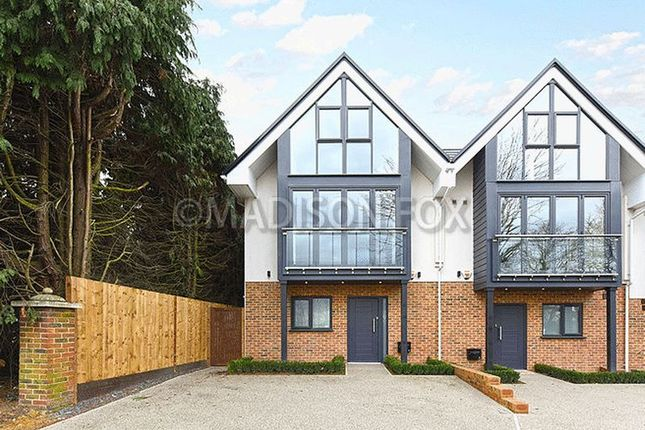 Thumbnail End terrace house to rent in Hainault Road, Chigwell