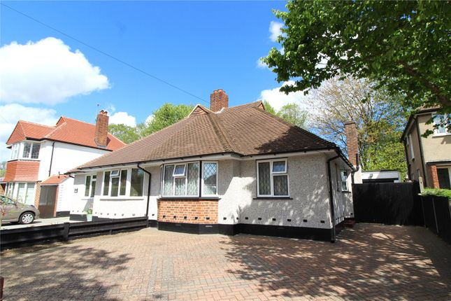Thumbnail Semi-detached bungalow for sale in The Holt, Wallington