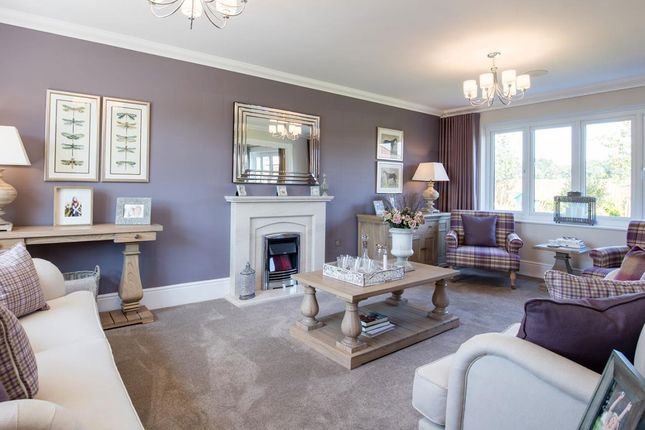 4 bedroom detached house for sale in Woodford Garden Village, Chester Road, Woodford, Cheshire