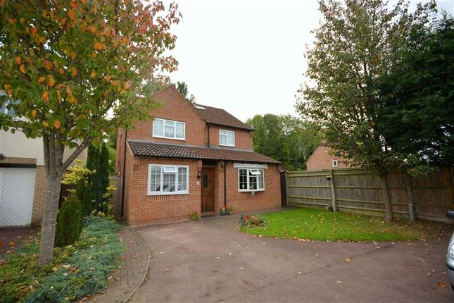 Thumbnail Detached House For Sale In Hillcot Close Quedgeley Gloucester