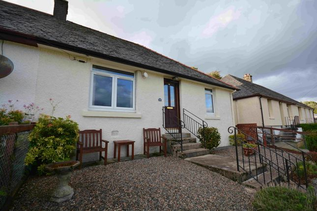 Thumbnail 2 bed bungalow to rent in Crown Cottages, Banavie, Fort William, Highland