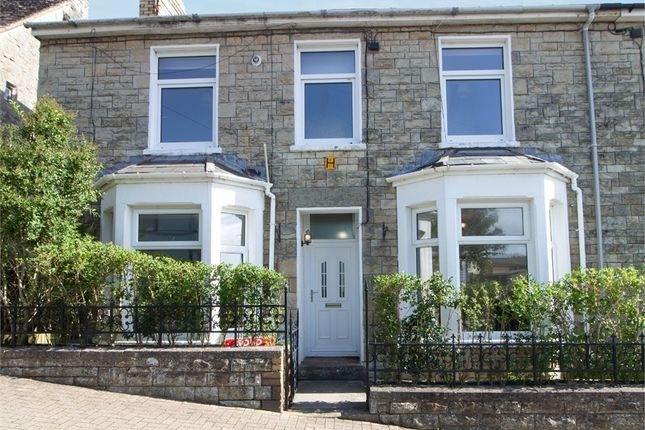 Thumbnail End terrace house for sale in Newcastle Hill, Bridgend, Mid Glamorgan