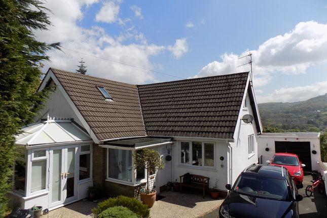 Thumbnail Detached house for sale in Ffordd Dinas, Cwmavon, Port Talbot, Neath Port Talbot.
